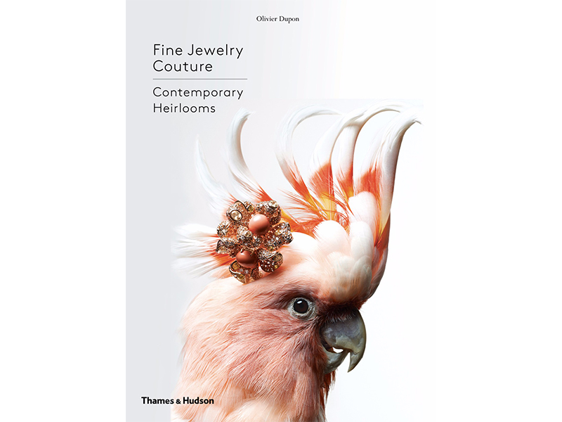 Fine Jewelry Couture Cover booke olivier dupon