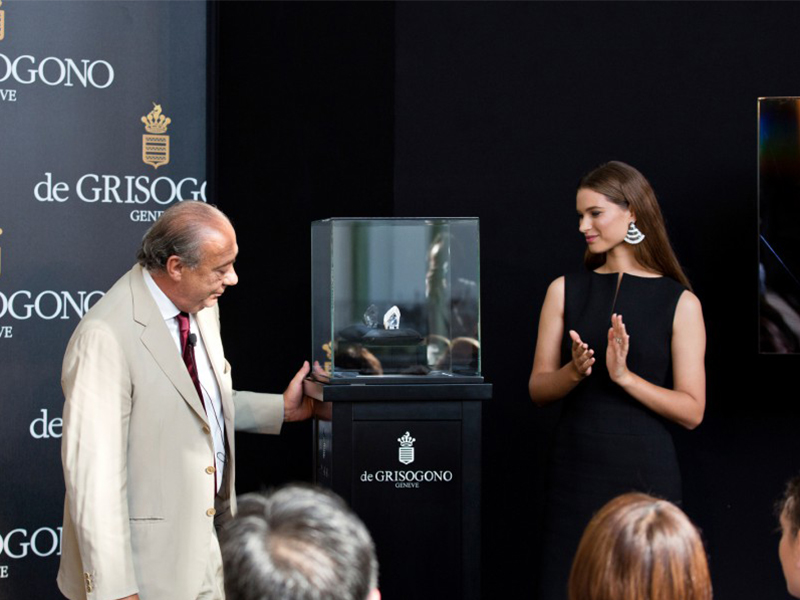 de Grisogono Constellation is the world's most expensive diamond