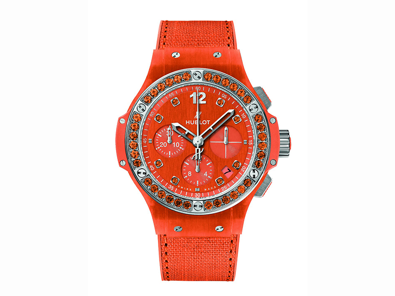 Hublot Big Bang Tutti Frutti Linen - Orange
