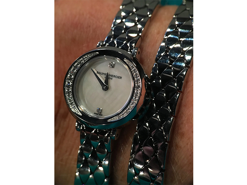 Baume et Mercier woman watch