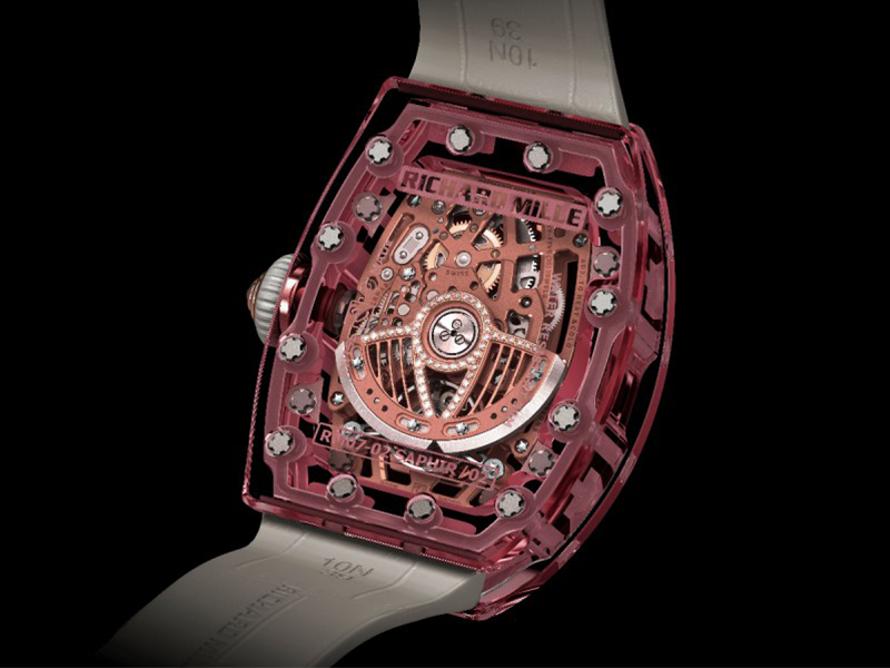 RM07-02 Pink Lady Watch