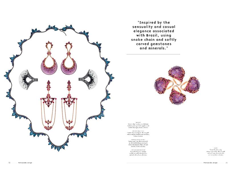 Fine Jewelry Couture Fernando Jorge