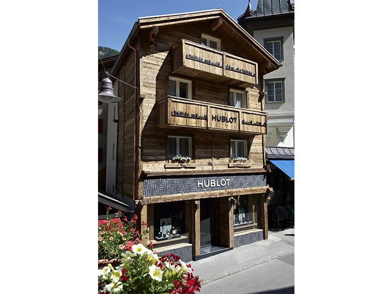 Hublot Hublot Zermatt Boutique