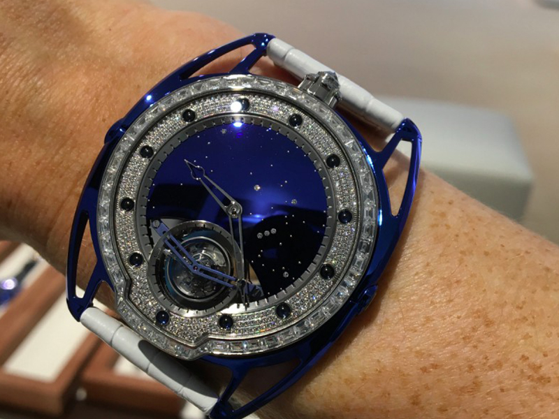 De Bethune watch women