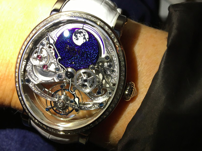 Bovet watch