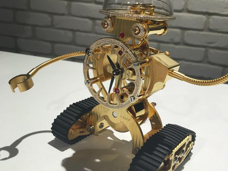 MB&F Sherman Robot