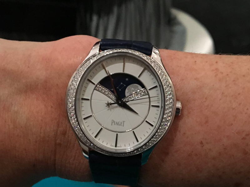 Piaget LIMELIGHT STELLA WATCH diamonds