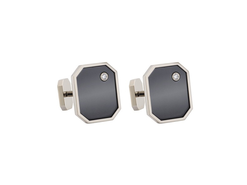 Harry Winston Zalium cufflinks by Harry Winston
