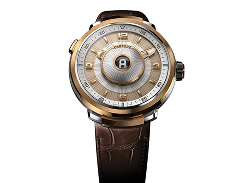 Fabergé visionnaire DTZ watch