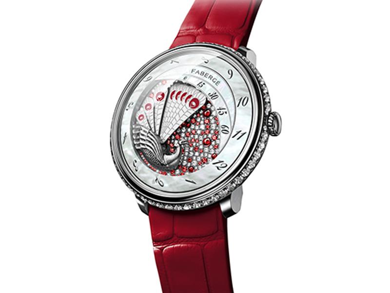 Fabergé Lady compliquee watch
