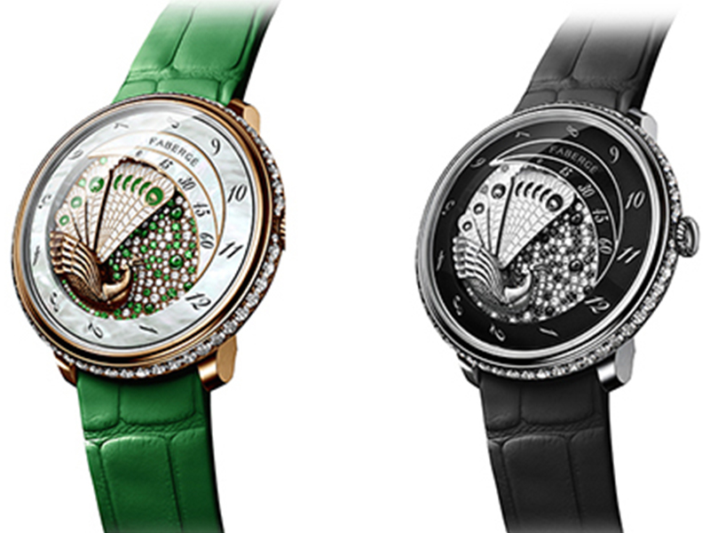 Fabergé Lady compliquee watches