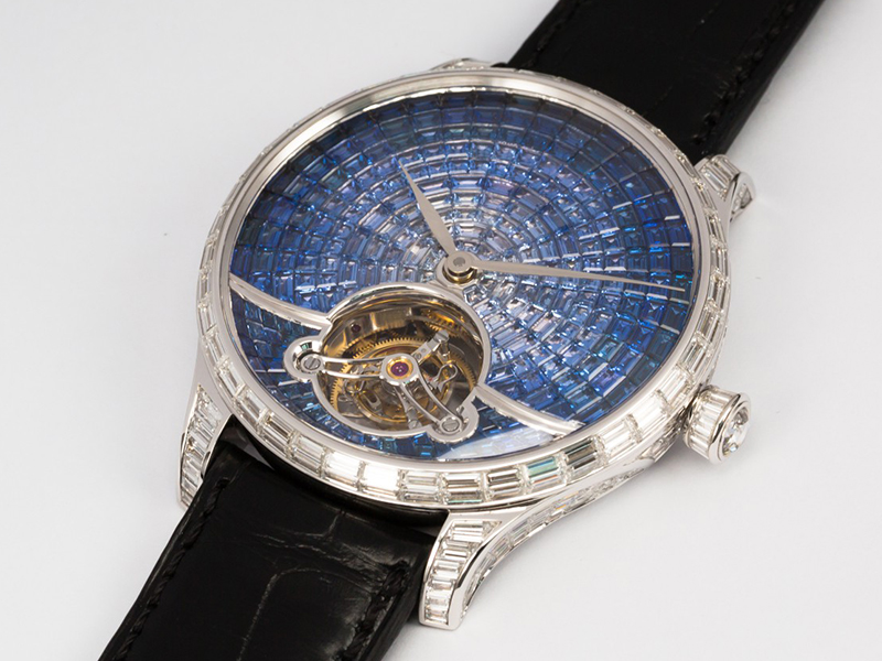 H. Moser & Cie From Venturer collection
