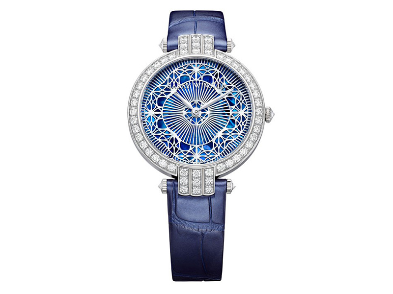 Harry Winston From Premier Pearly Lace collection