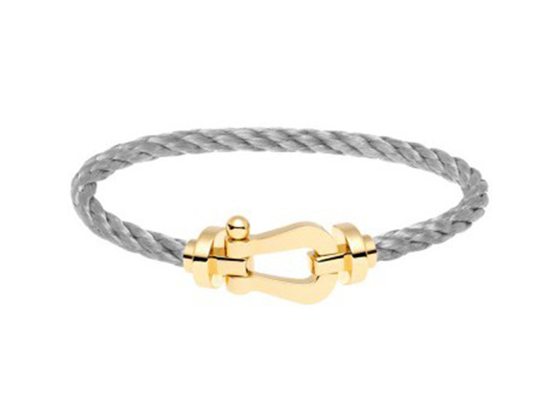 Fred Force 10 bracelet in yellow gold, ~ 1'870 Euros
