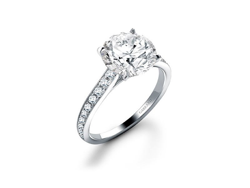 Garrard The Garrard Cherish solitaire