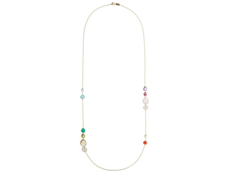 Ippolita From Rock candy collection - Yellow gold with mutli-stone, ~ 4'276 Euros