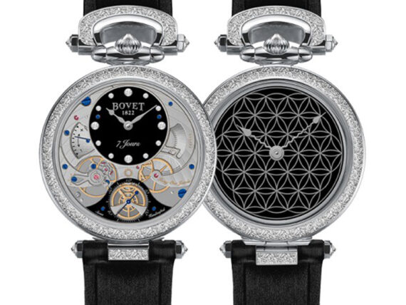 Bovet - Lady Bovet Flower of Life