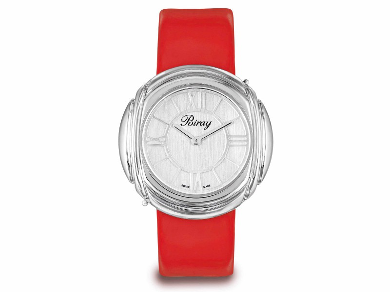 My préférée Poiray red watch