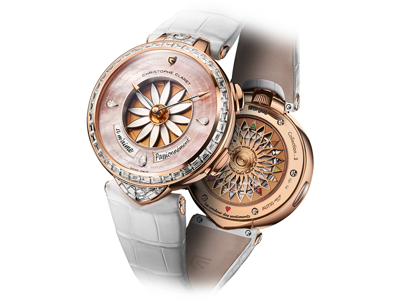 Christophe Claret From Margot collection