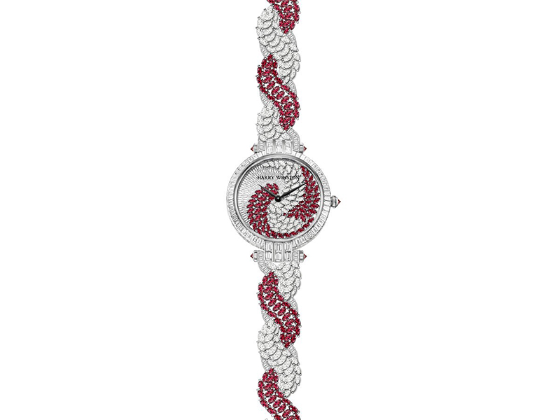 Harry Winston Twist Automatic