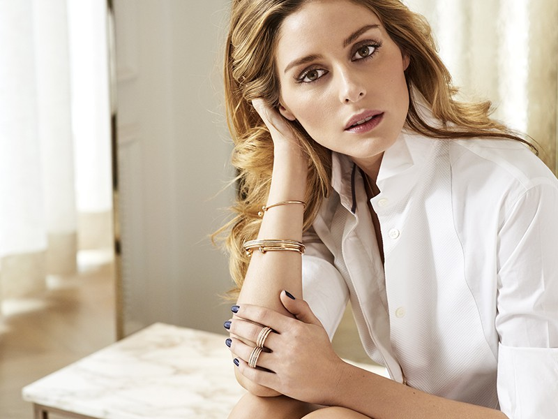 Olivia Palermo Piaget ambassador Possession Collection