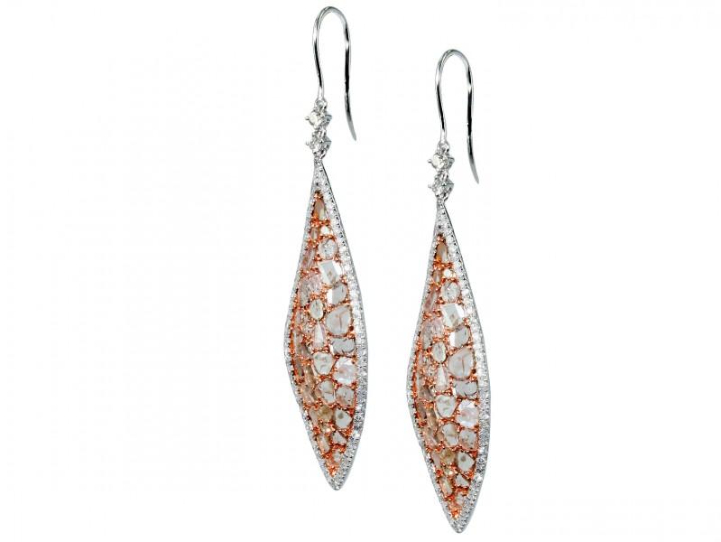 Plukka pendant earrings jewelry