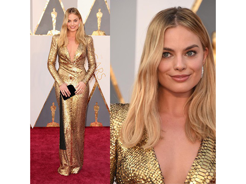 Forevermark Margot Robbie wore Forevermark earrings at the 88th Annual Academy Awards. Oscars 2016