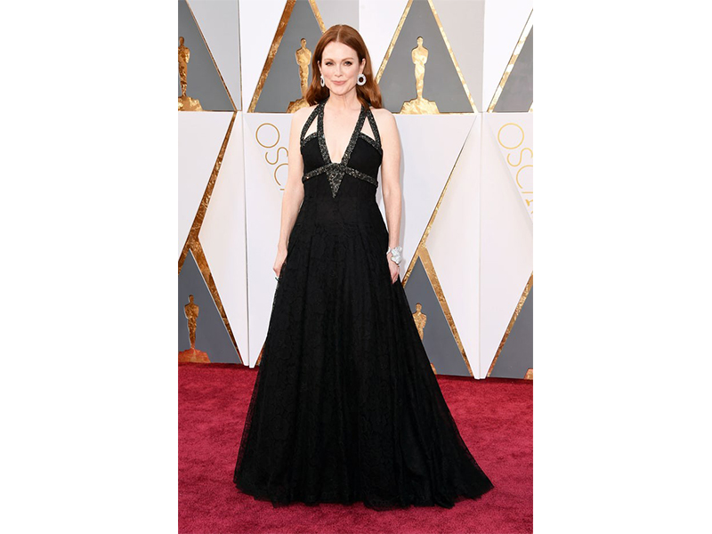 Chopard Julianne Moore wore Chopard jewels at the 88th Annual Academy Awards. oscars 2016
