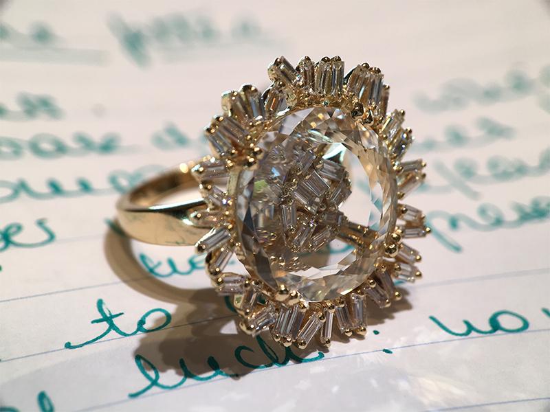 Suzanne Kalan Vitrine flower ring