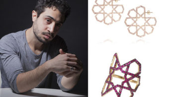 A talk with Ralph Masri… youngest nominee of the uk jewellery aw…
