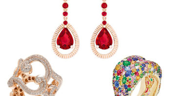 The importance of jewelry at Fabergé !
