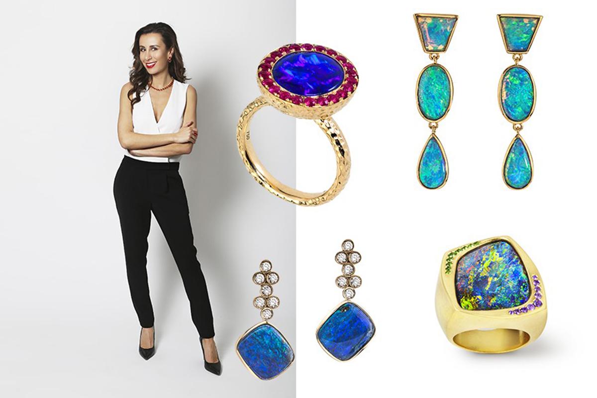 Katherine Jetter jewelry designer
