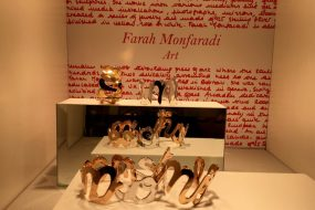 Farah Monfaradi @ the Pop-Up