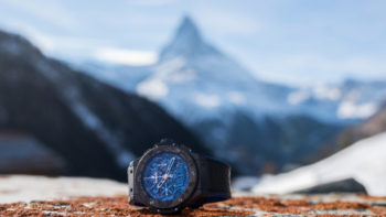Launch of the Hublot Big Bang Sugar Skull in Zermatt