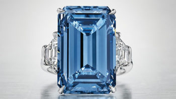58 Millions for a 14.56 ct. Blue Diamond !