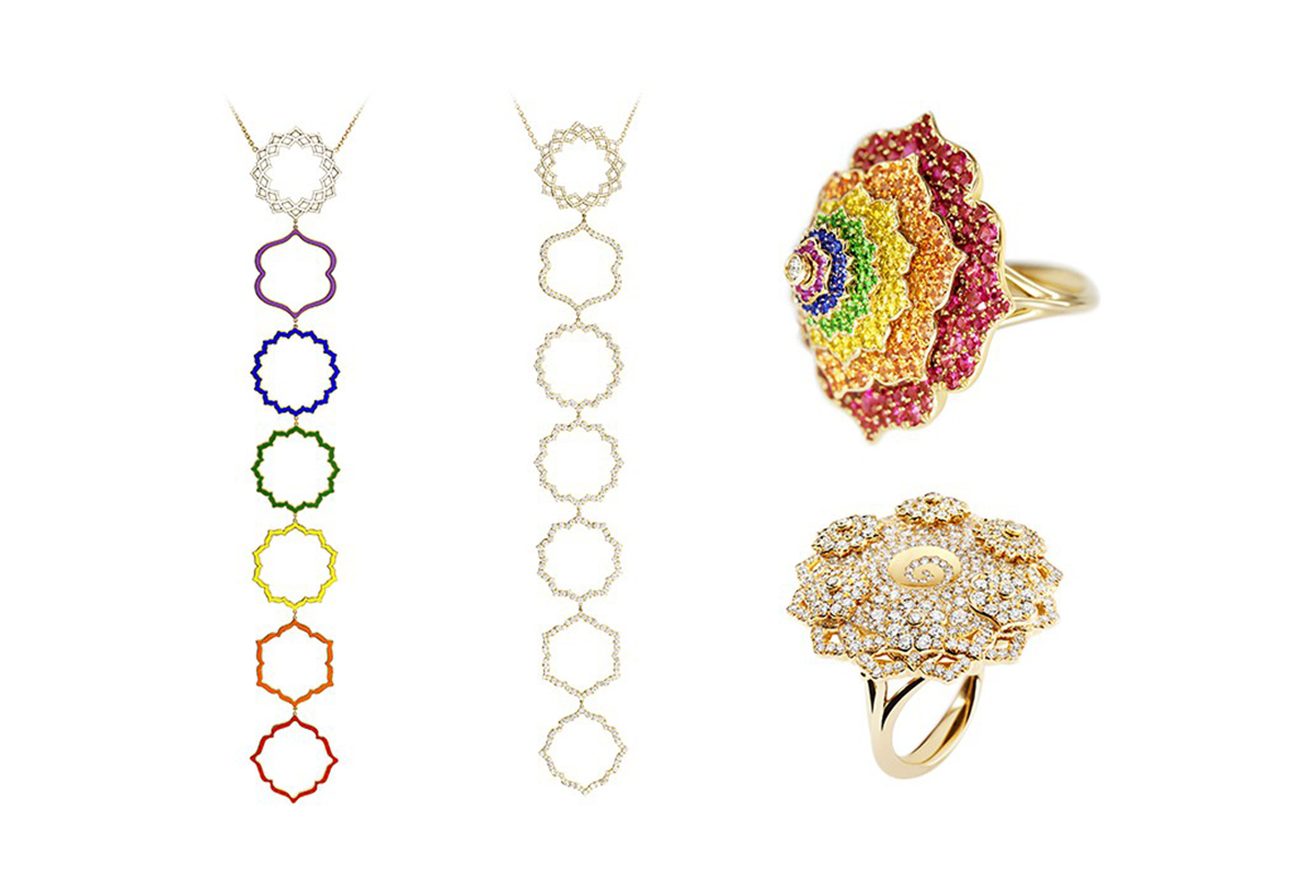 When the mystical power of the chakras take over jewelry thanks to when the mystical power of the chakras take over jewelry thanks to caspita aloadofball Choice Image