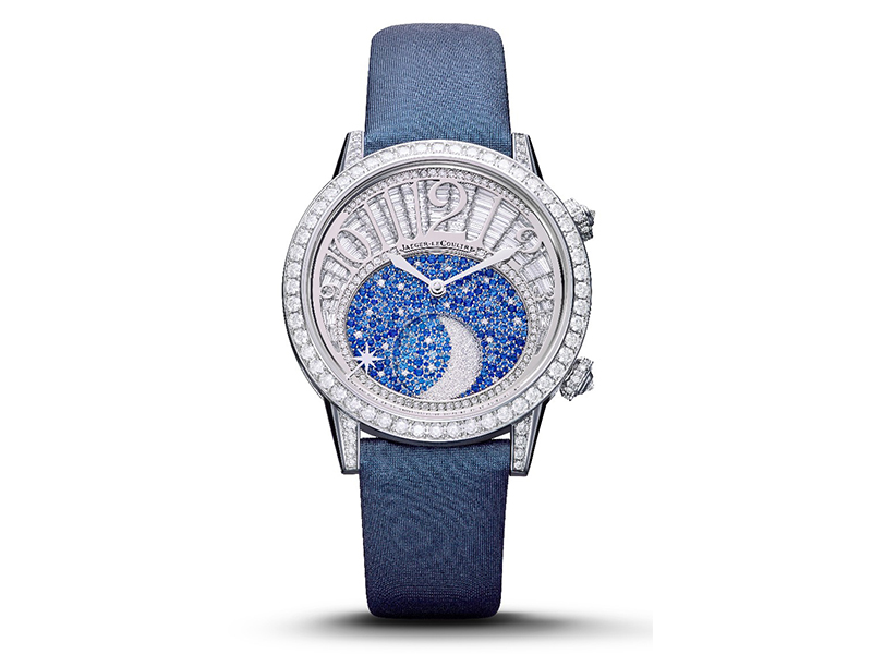 Jaeger-Lecoultre watch high jewelry