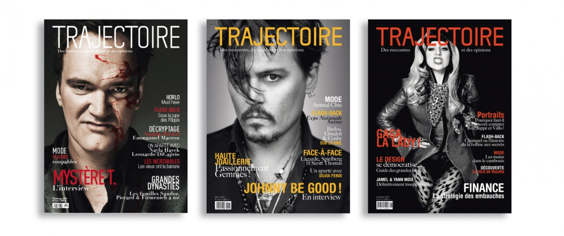 trajectoire magazine