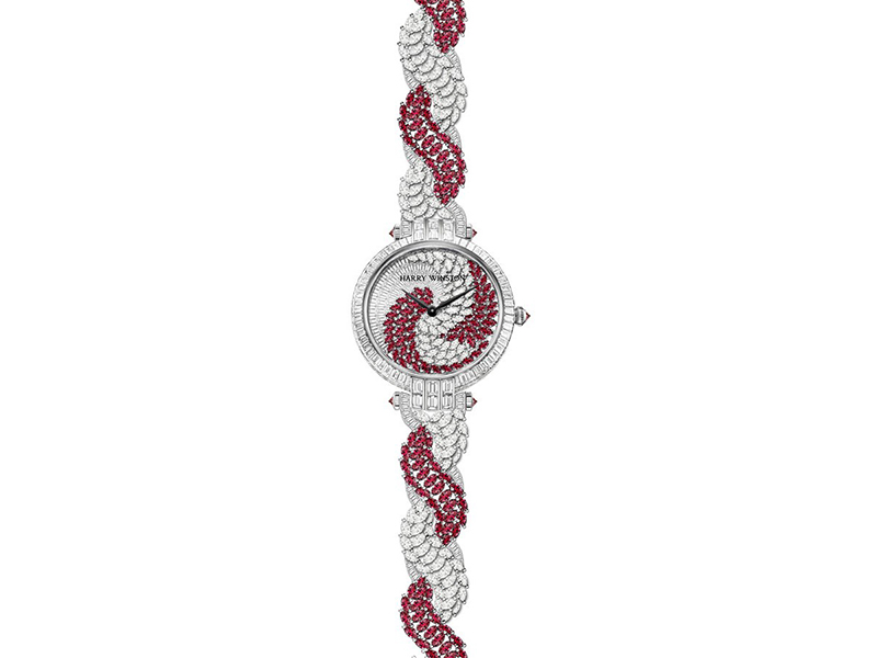 Harry Winston From Twist collection