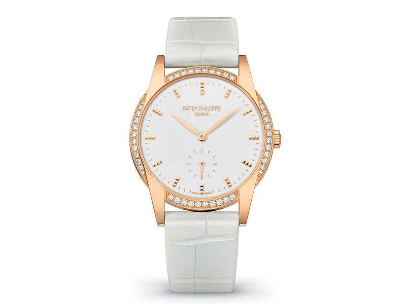 "Patek Philippe Patek Philippe Calatrava collection - ""Timeless White"""