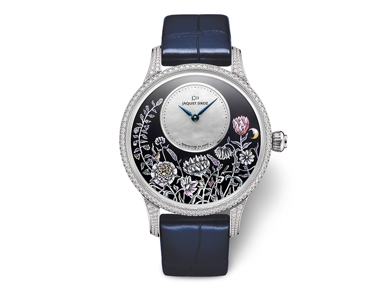 Jaquet Droz From Petite heure minute thousand year lights