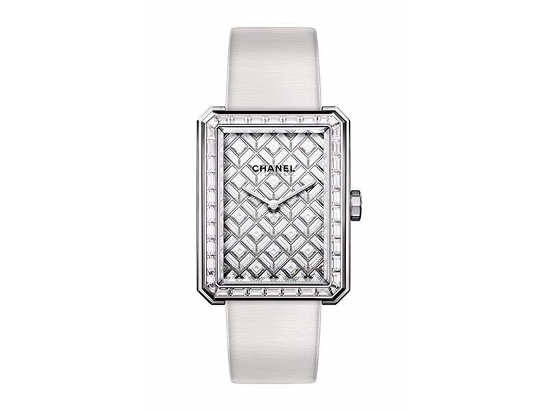 Chanel From Boyfriend collection - Boyfriend Arty diamonds