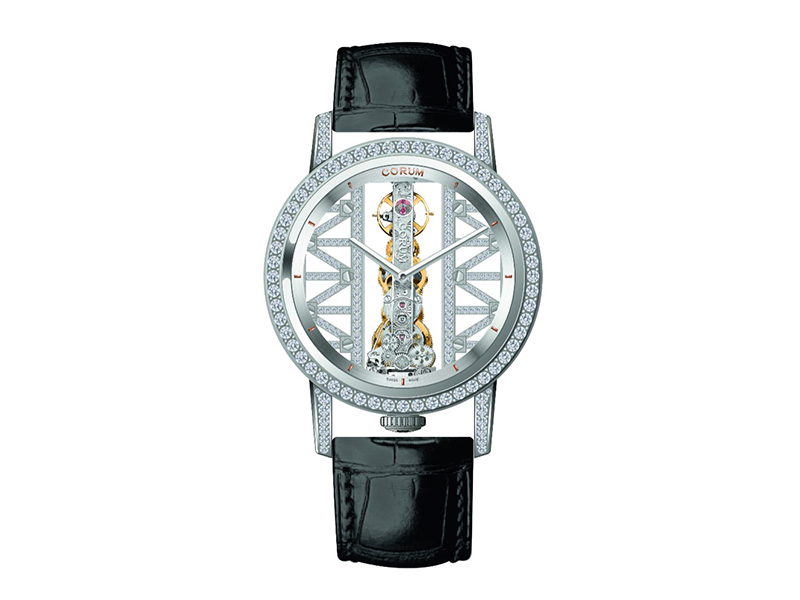 Corum From the Golden bridge collection