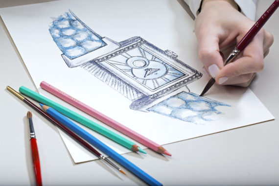 Designing the Reverso One© Jaeger-LeCoultre