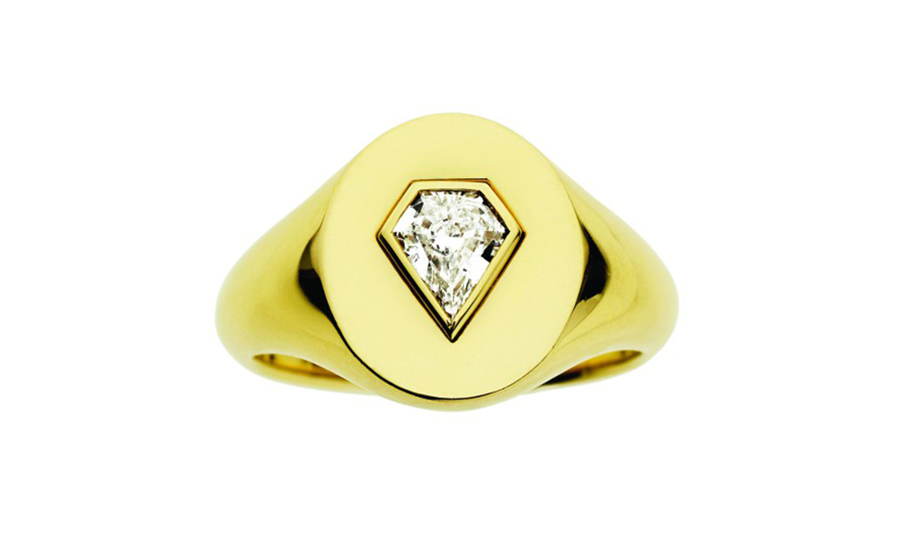 """Jemma Wynne - Chevalière """"Prive Diamond"""""""