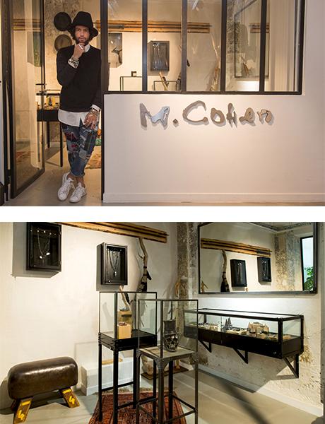 Maor Cohen's store