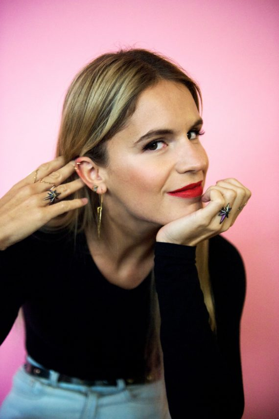 Eugenia Niarchos jewelry designer