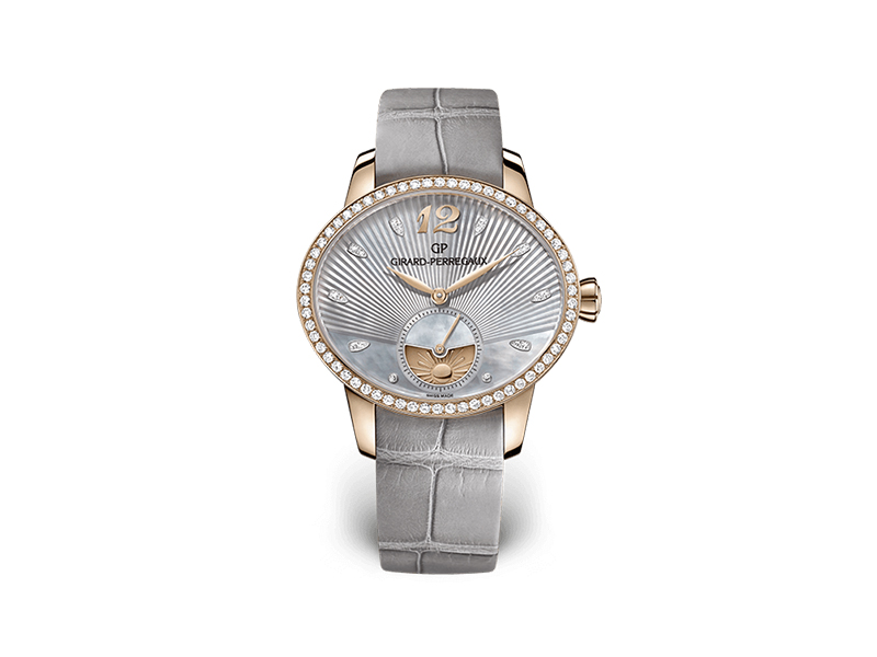 Girard-Perregaux Cat's Eye Day & Night in pink gold