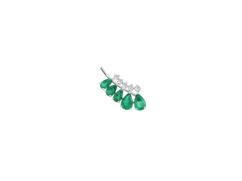 Djula Emerald earing