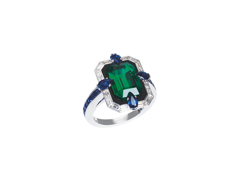 John Rubel Liberty ring